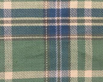 100% Indian Cotton Yarn Dyed Tartan