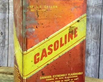 Vintage Huffy Gasoline Oil Can- Dayton, OH
