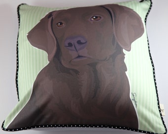 Labrador Pillow