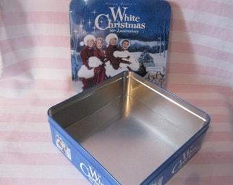 Box Puzzle White Christmas