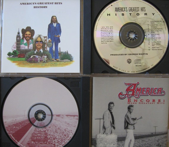 The Complete Greatest Hits America: AMERICA Complete Greatest Hits Collection By Jimmymackmusic