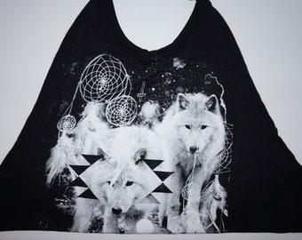 Wolf Crop Halter