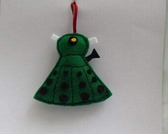 Dr Who inspired Dalek
