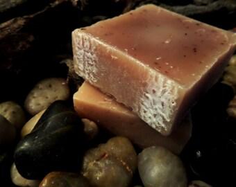 Handmade Soap~Almond Coconut