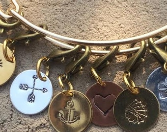 Additional Charms For Charmed Bracelet