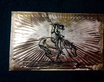 Native American Copper postcard