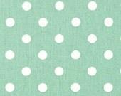 Premier Prints Polka Dot in Canal Twill Home Decor fabric, 1 yard