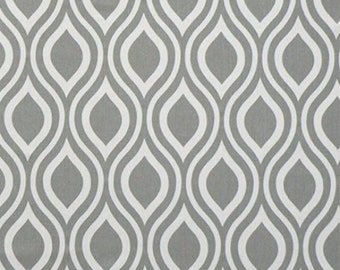 Upholstery Fabric, Premier Prints Fabric, Nicole, Storm Gray, Geometric Fabric, Grey, Curtain Fabric, Twill, Home Decor Fabric FAST SHIPPING