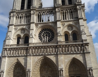 Notre Dame High Quality 8 x 10 Photo