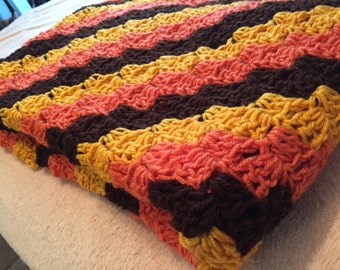 Lovely Fall throw