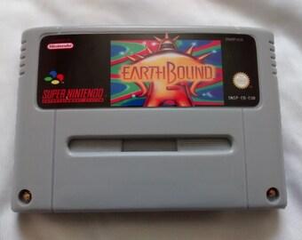 Earthbound for Super Nintendo (SNES) (PAL)
