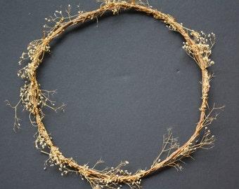Simple Flower Crown >> The Everyday >> Head Wreath >> Festival Crown >> Bridal Crown