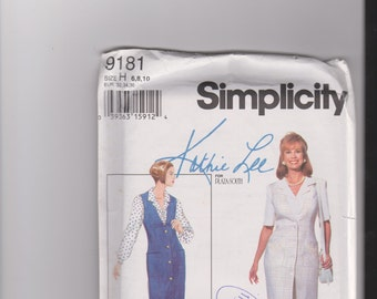 Simplicty Blouse and Jumper pattern