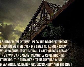 The Decrepit Bridge