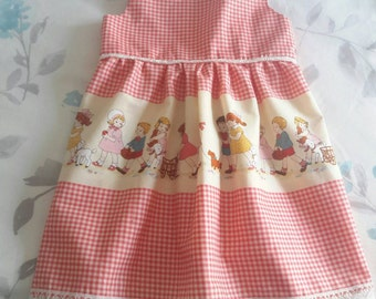 Gingham dress  *sale*