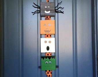 Halloween character door/wall hanging