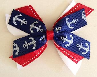 Anchor bow