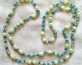 Sea Greens Necklace
