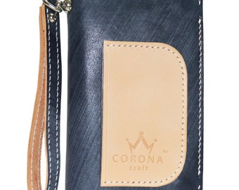 Raffa Phone Wallet - Leather