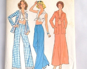 Simplicity 6972 vintage sewing pattern