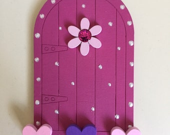 Tooth Fairy Door - in a colour/design of your choice