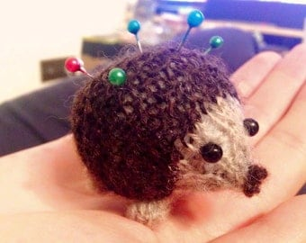 Mini Hedgehog Pincushion