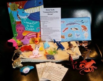Story Sack - Commotion in the Ocean