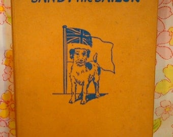 Sandy the Sailor - Kenneth Nutt - John Read - 1949 - Vintage Book
