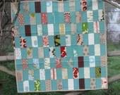 Steps 2 - Modern Baby Quilt