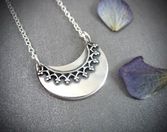 prodigal moon pendant