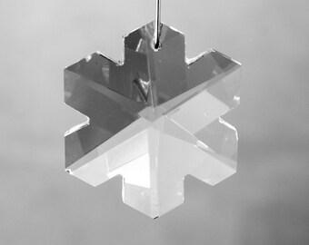 20mm Chandelier Crystal 9100 Snowflake