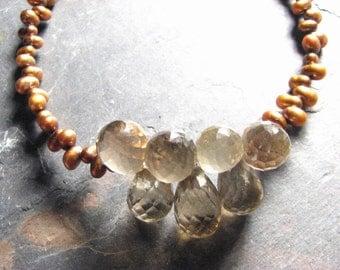 Bear Quartz Bracelet