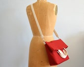 ARCH Tote - Red
