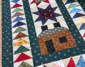 Welcome Home Table Quilt