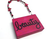 SALE - Beauty Sign - Posi...