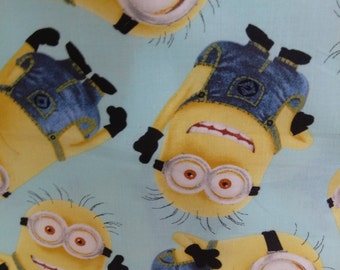 MadieBs  Minions Crib Sheet Custom 100 Percent Cotton