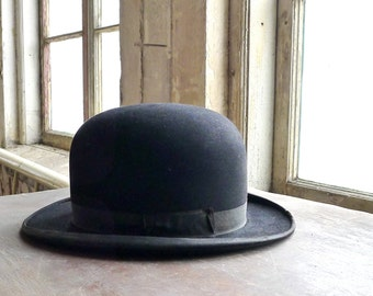 Mens Bowler Hat by Knox 6-7/8