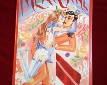 Meat Cake , Number twelve , Dame Darcy , Fantagraphics , Alternative , comics , comix , zines , gothic , lolita , dark fantasy ,