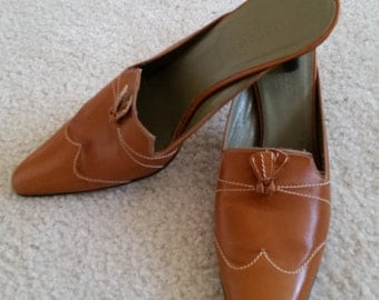 Vintage Cole Haan Leather Shoes