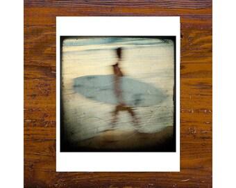 """8x8 Print [JCP-052] - Surfer 02 - 8"""" x 8"""" print"""