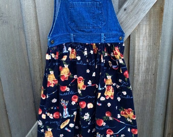 Apple Picking Dress Girls 6