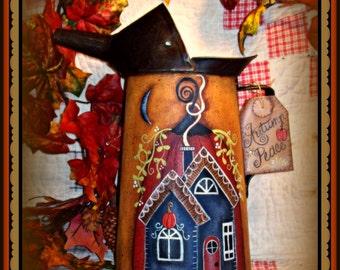 Apple Tree Cottage Original Design E Pattern - Autumn Peace