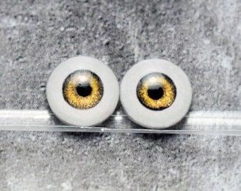 Doll eyes 9mm ADSM color BronzeMystique