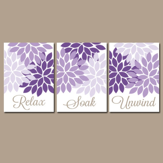 Bathroom decor bathroom wall art canvas or prints by trmdesign for Bathroom canvas painting ideas
