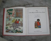 Antique Book: The Little Black Sambo Story Book  Henry Altemus Company 1930 - Black Americana (4480-W)