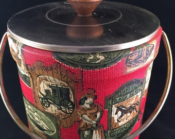 Vintage 1970s Era Ice Bucket