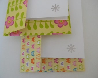 Summer Bright Handcrafted envelope set