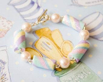 Pearl Pop Mallow Bracelet