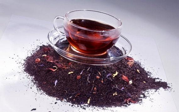 Tea Teabags Cranberry Black Tea ....... 50 teabags ....On Sale
