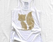 Foxy Fox - ladies tank